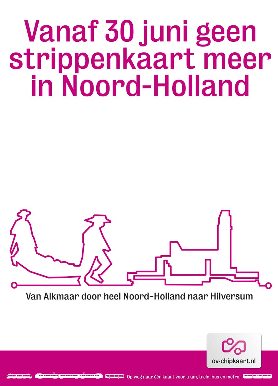 11mei24driehoeksbord_vanaf-30juni-geen-strippenkaart-meer-in-n-h-alkmaar-hilversum