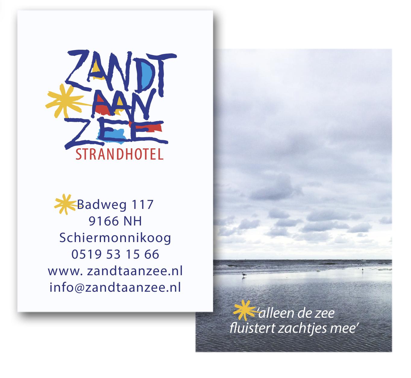 visitekaartje z.a.z