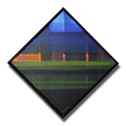 diagonal landscape