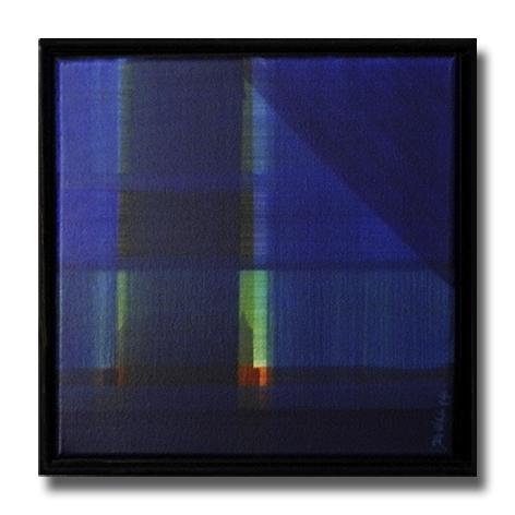 M.S. Behind Blue