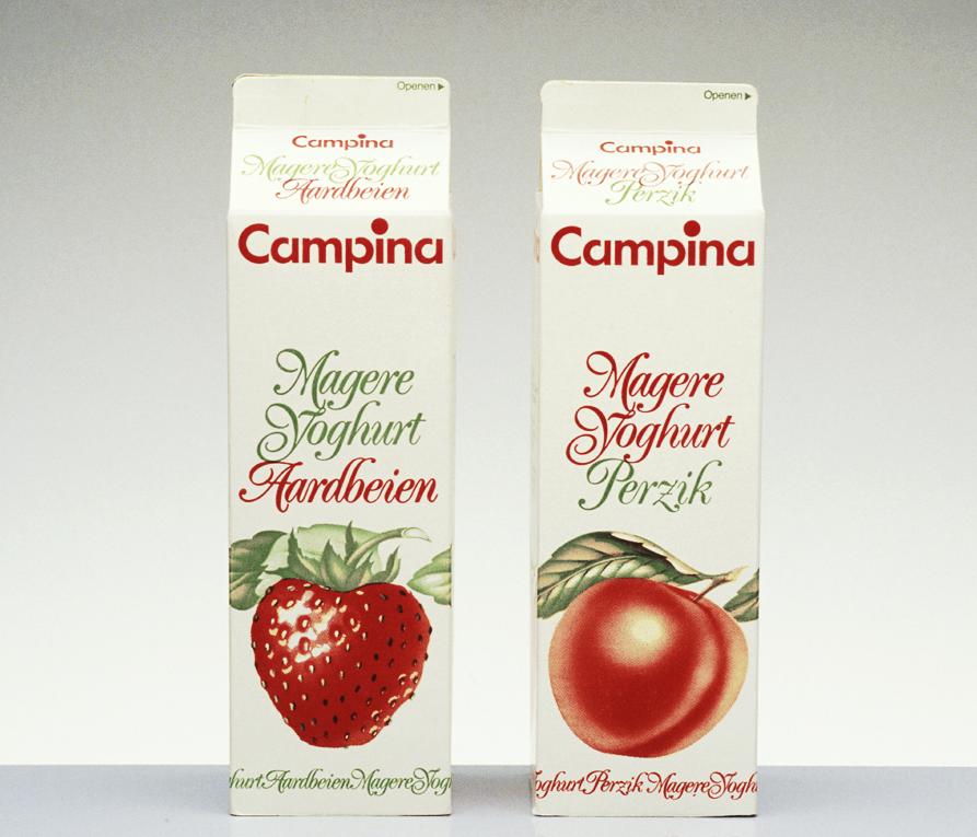 campina vruchtenyoghurt