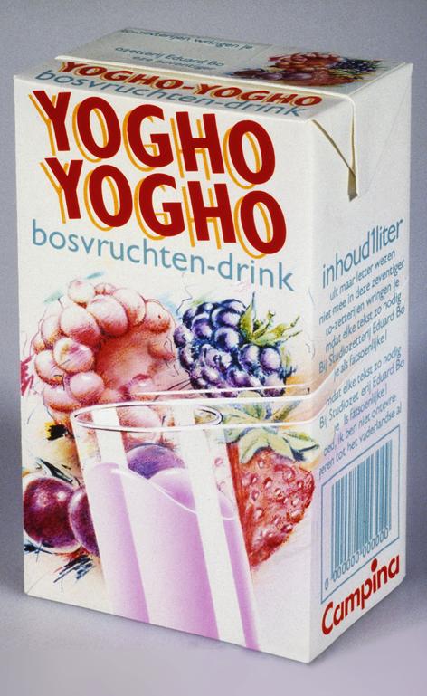 yogho yogho bosvruchten